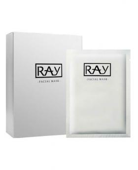 Thailand Ray Facial Silk Mask Moisturizing Anti-aging Whitening Sheet Mask Hydrating 1 Piece