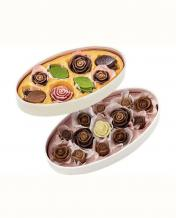 Japan Sweet Message De Rose Chocolate - バリヤシオン VA878MR (22 Pieces)