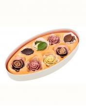 Japan Sweet Message De Rose Chocolate - グランバリヤシオン VA815CR (17 Pieces)