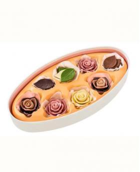 Japan Sweet Message De Rose Chocolate - グランバリヤシオン VA815CR (17 Pieces)