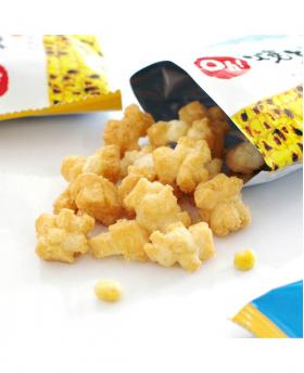 Oh! とうきび Corn Crackers (Hokkaido Limited) 10 Pieces
