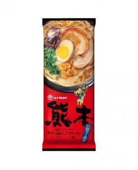 Japan Kumamoto Marutai Garlic Pork Bone Soup Ramen 186g