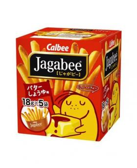 Calbee Jagabee Fries 5 PCS
