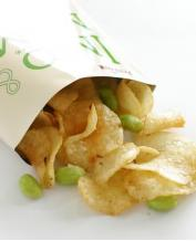 Calbee Premium Hokkaido Potato Chips 6 Bags