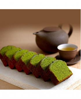 Japan Long-established Tea 伊藤久右衛門 Uji Matcha Green Tea Cake