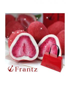 Japan Frantz Sky Strawberry / Kobe Strawberry Sandwich x 2 Boxes