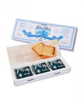 Japan ISHIYA Shiroi Koibito White Cookies 9 Pieces