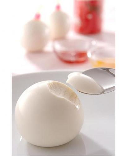 Japan Hokkaido Super-popular 牧家ぼっか Balloon Milk Pudding Winter LImited
