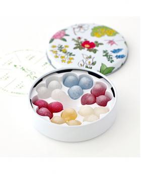 HOKKAIDO Rokkatei Rokka no Tsuyu Liquor Candy 18 Tablets