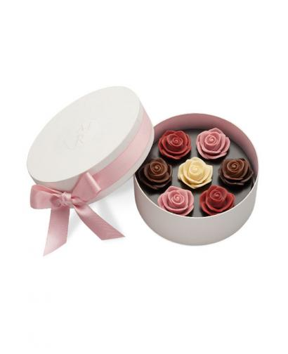 [Limited Edition] Japan Sweet Message De Rose Chocolate M スペシャル (7 Pieces)