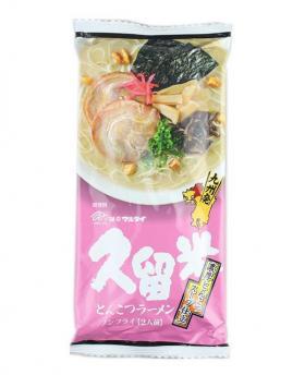 Japan Marutai Kurume Thick Pork Ramen 194g