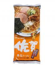 Japan Marutai Saga Style Salty Beef Ramen 186g
