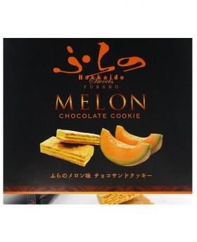 Hokkaido Furano Melon Chocolate Cookies 300g