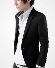 Korean Slim Casual and Formal Blazer