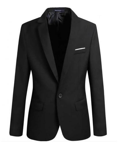 Asian Clothing Men's Slim Blazer