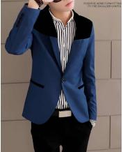 Asian Clothing Wholesale Men's Slim Blazer