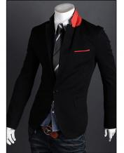 Fashion Men's Casual Slim Blazer