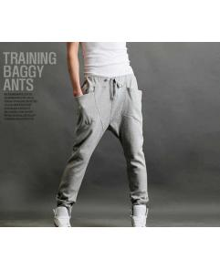 Fashion Men's Large Pocket Harem Pants