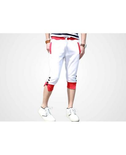 Men's Slim Sport Capri Pants