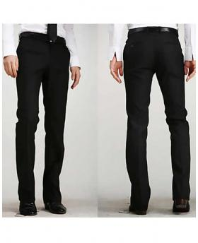 Asian Clothing Men's Business Formal Slim Pants