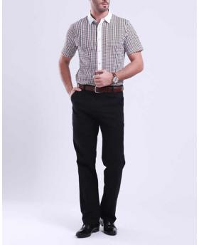 Fashion Asian Men's Business Casual Slim Pants