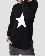 Korean Casual Loose Long-sleeved Shirt