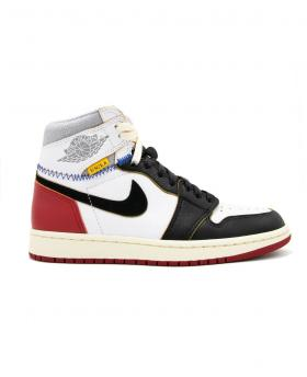 AIR JORDAN 1 RETRO HI TOP NRG / UN (VARSITY RED)