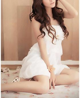 Fashion Sweet Princess Style Sleeveless Strap Dress