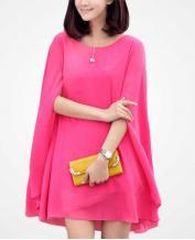 Luxury Fashion Sunscreen Chiffon Dresses