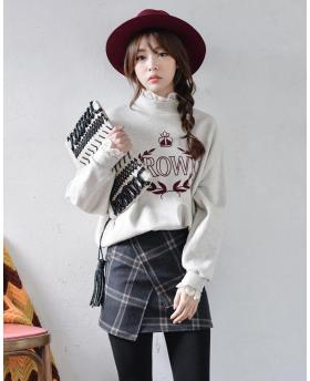 Fall and Winter Sweet Sweatshirt