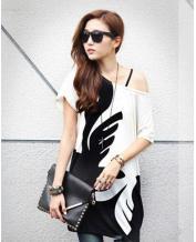 Korean Fashion Oversize Loose T-Shirt