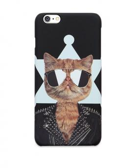 Ohcat Punk Cat iPhone 7 Case