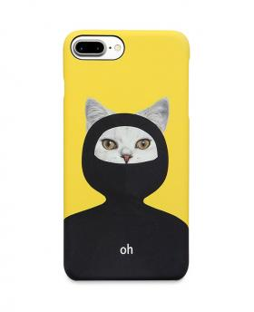 Ohcat Ninja Cat iPhone 7 Case