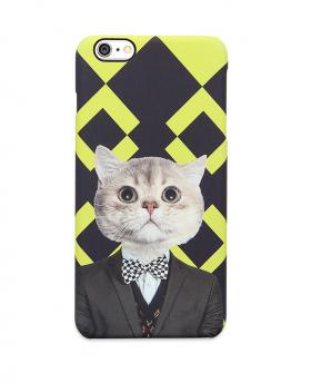 Ohcat Gentleman Cat iPhone 7 Case