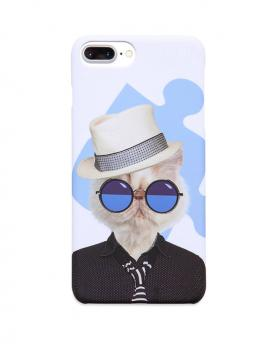 Ohcat Agent Cat iPhone 7 Case