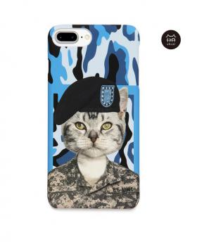 Ohcat Special Forces Cat iPhone 7 Case