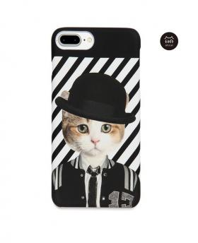 Ohcat Student Cat iPhone 7 Case