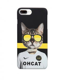 Ohcat Soccer Cat iPhone 7 Case